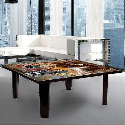 TAF DECOR Coffee Table