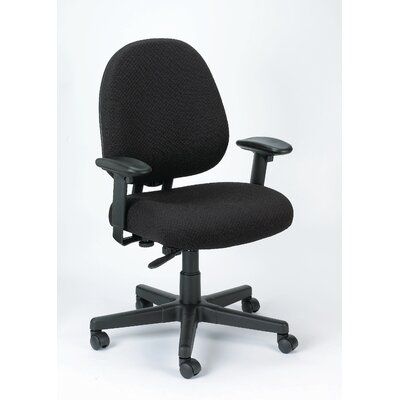 Eurotech Seating Cypher Ratchet Back Office Chair