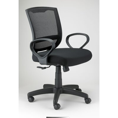 Eurotech Seating Maze Mesh Task Chair with Arms
