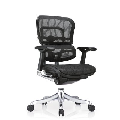 Eurotech Seating Ergo Elite Mid-Back Chair with Arms