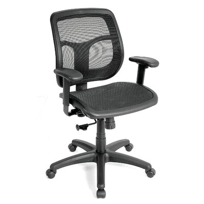 Eurotech Seating Apollo Mesh Chair with Synchro tilt Image