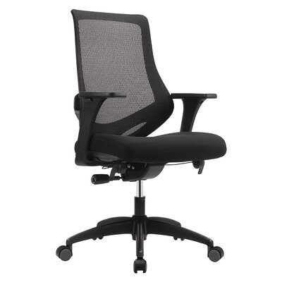 Eurotech Seating Astra High-Back Mesh Executive Office Chair with Adjustable Arms