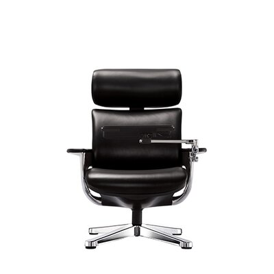 Eurotech Seating Nuvem Leather Executive Office Chair
