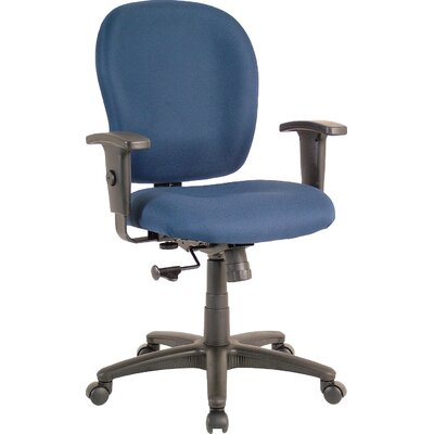 Eurotech Seating Racer St Adjustable Ratchet Back Desk Chair
