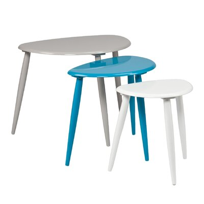 Zipcode™ Design Ayres 3 Piece Nesting Table Set