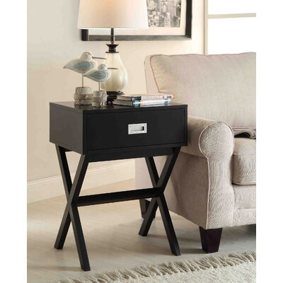 Zipcode™ Design Kathleen 1 Drawer End Table Image