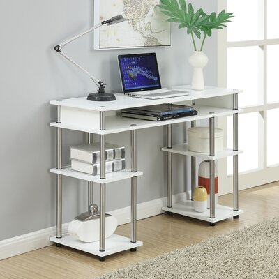 Convenience Concepts Designs 2 Go Computer Desk Image