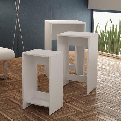 Zipcode™ Design Erica 3 Piece Nesting Table Set