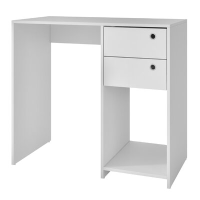 Zipcode™ Design Erica Work Desk with 2-Drawers and 1 Cubby in Tobacco
