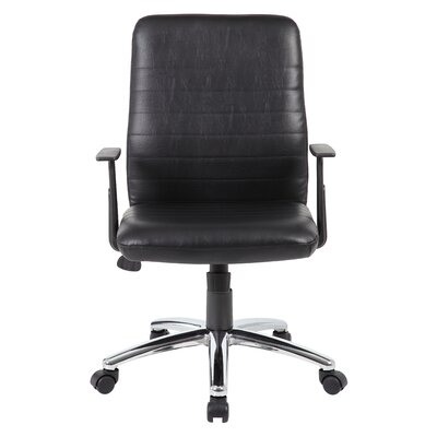 Zipcode™ Design Maya High-Back Task Chair with T-Arms