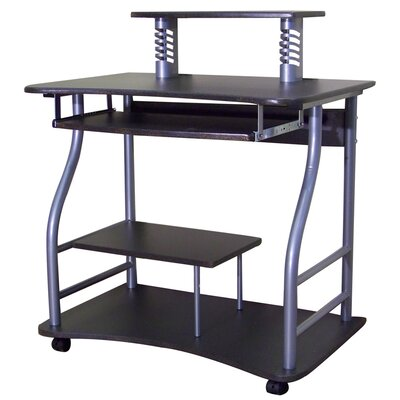 Zipcode™ Design Twila Computer Cart with Casters