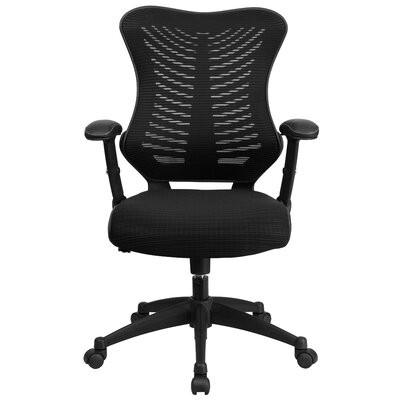 Zipcode™ Design Heath Mid-Back Desk Chair with Nylon Base