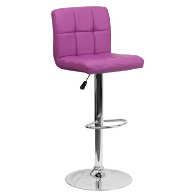 Zipcode™ Design Faith Adjustable Height Swivel Bar Stool