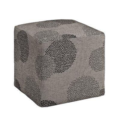 Zipcode™ Design Doris Sunflower Cube Ottoman