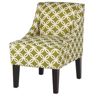 Zipcode™ Design Fretwork Swoop Chair