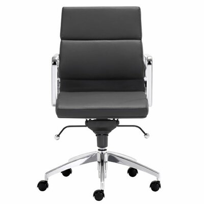 Zipcode? Design Ezra Low-Back Desk Chair