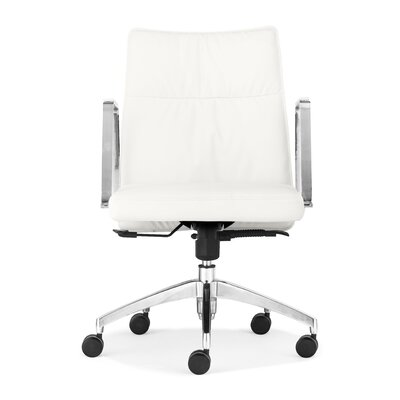 Zipcode? Design Findlay Low Back Desk Chair Image