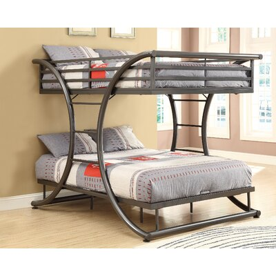 Wildon Home ® Stephan Full over Full Bunk Bed