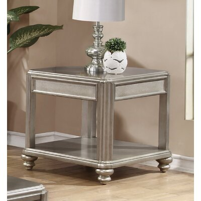 Wildon Home ® Bling Game End Table