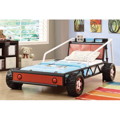 Wildon Home ® Roscoe Race Car Bed