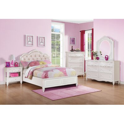 Wildon Home ® Caroline Panel Customizable Bedroom Set