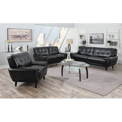 Wildon Home ® Leskow Modular Loveseat