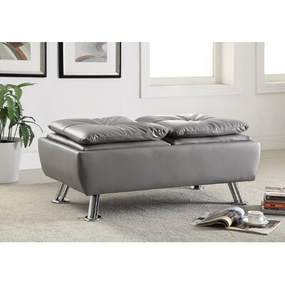 Wildon Home ® Dilleston Ottoman