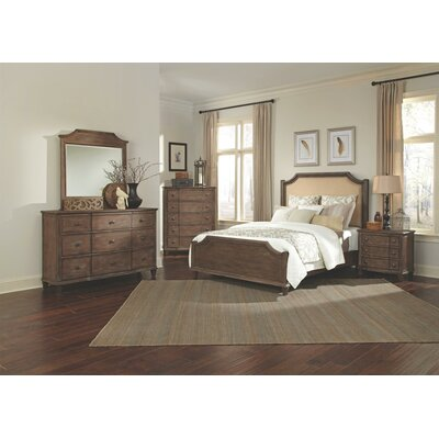 Wildon Home ® Dalgarno Panel Customizable Bedroom Set