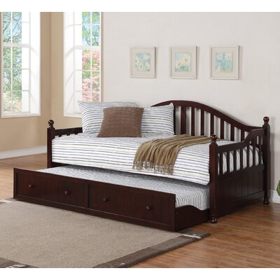 Wildon Home ® Daybed with Trundle