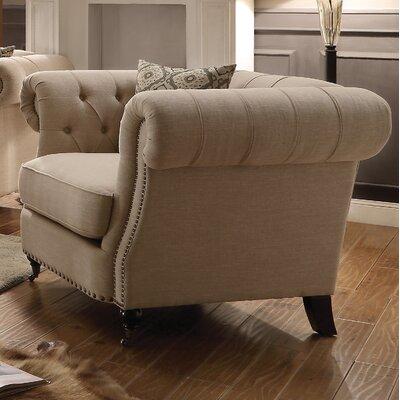 Wildon Home ® Trivellato Arm Chair