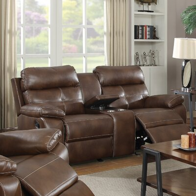 Wildon Home ® Damiano Reclining Loveseat