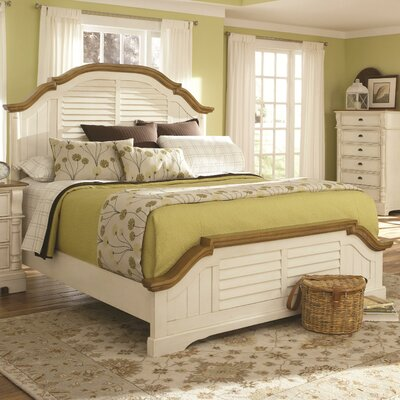 Wildon Home ® King Panel Bed