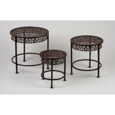 Tripar 3 Piece Nesting Tables