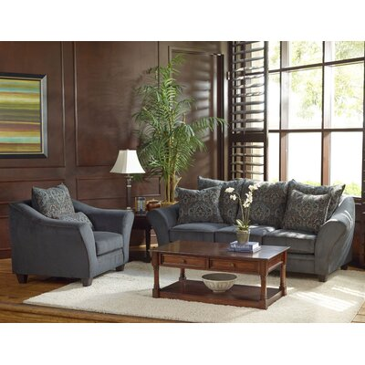 Alcott Hill Roxborough Living Room Collection