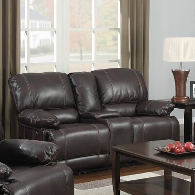 Flair Gordon Power Recliner Loveseat
