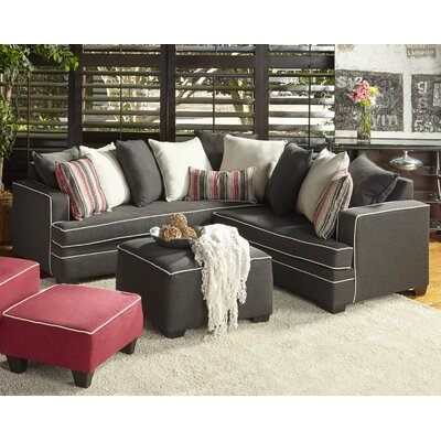 Flair Hypnos Sleeper Sectional