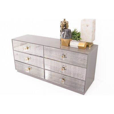 ModShop Juliette 6 Drawer Dresser