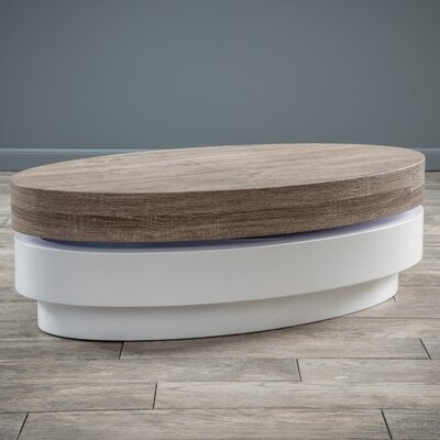 Wade Logan Delwood Coffee Table