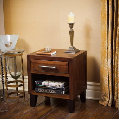 Home Loft Concepts Somerset 1 Drawer Nightstand