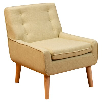 Home Loft Concepts Kasey Tufted Retro Chair