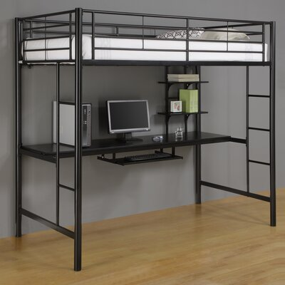 Home Loft Concepts Twin Loft Bed