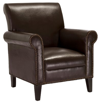 Home Loft Concepts Richard Studded Club Chair