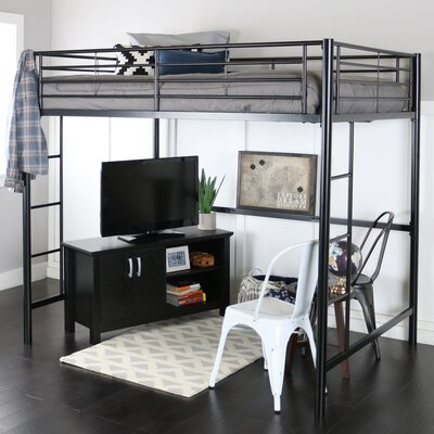 Viv + Rae Maurice Full Loft Bed Customizable Bedroom Set