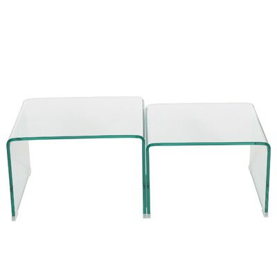 Mercer41 Warminster 2 Piece Nesting Tables