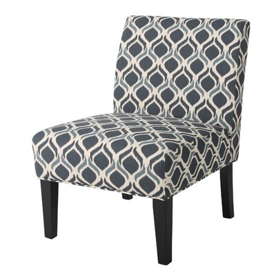 Home Loft Concepts Daniella Accent Slipper Chair