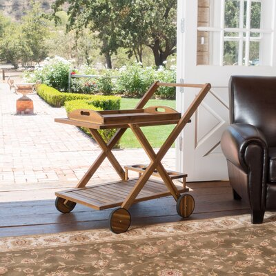 Home Loft Concepts Keith Serving Cart