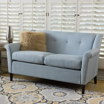 Home Loft Concepts Emily Modern Loveseat Image