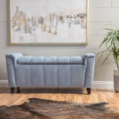 Home Loft Concepts Collins Ottoman