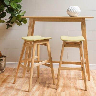 Home Loft Concepts Evangeline 3 Piece Pub Table Set