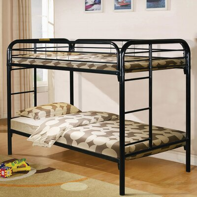 Hazelwood Home Twin Bunk Bed